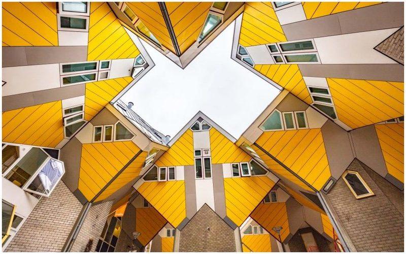 architecture moderne netherland