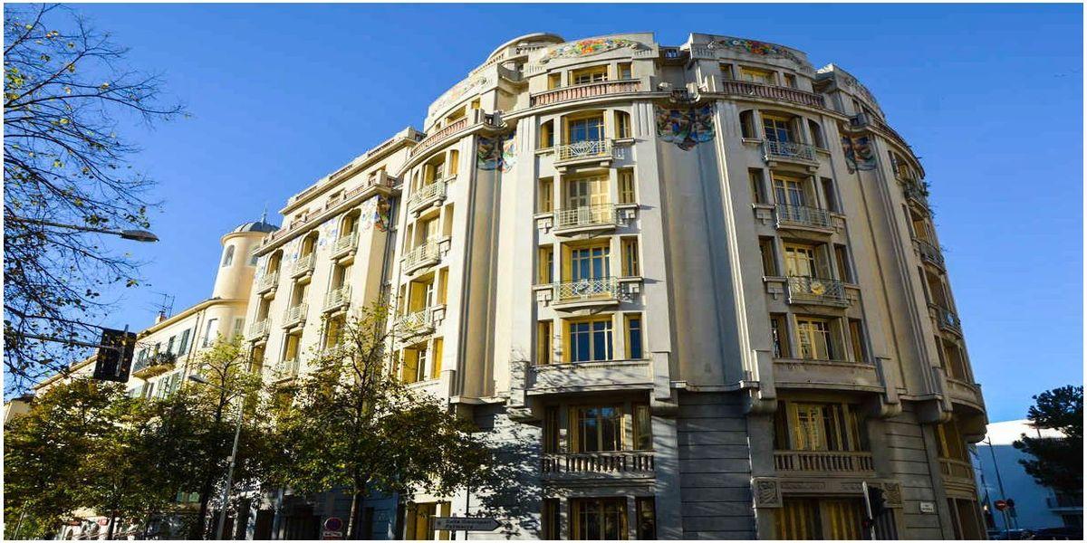 immeuble Art Déco de Nice