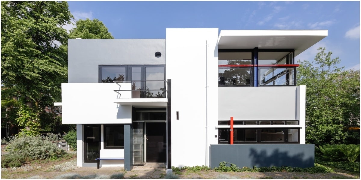 maison Rietveld Schröder